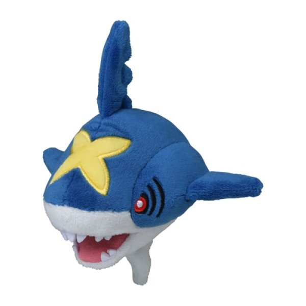 Photo1: Pokemon Center 2021 Pokemon fit Mini Plush #319 Sharpedo doll Toy (1)