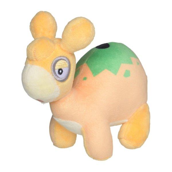 Photo1: Pokemon Center 2021 Pokemon fit Mini Plush #322 Numel doll Toy (1)