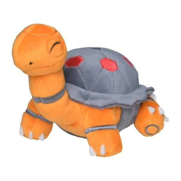 Photo1: Pokemon Center 2021 Pokemon fit Mini Plush #324 Torkoal doll Toy (1)