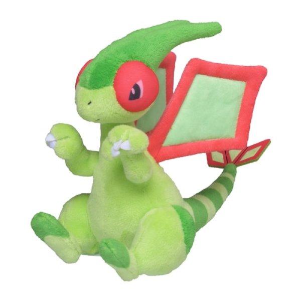 Photo1: Pokemon Center 2021 Pokemon fit Mini Plush #330 Flygon doll Toy (1)