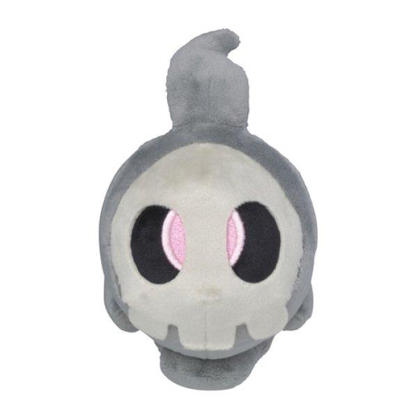 Photo1: Pokemon Center 2021 Pokemon fit Mini Plush #355 Duskull doll Toy (1)