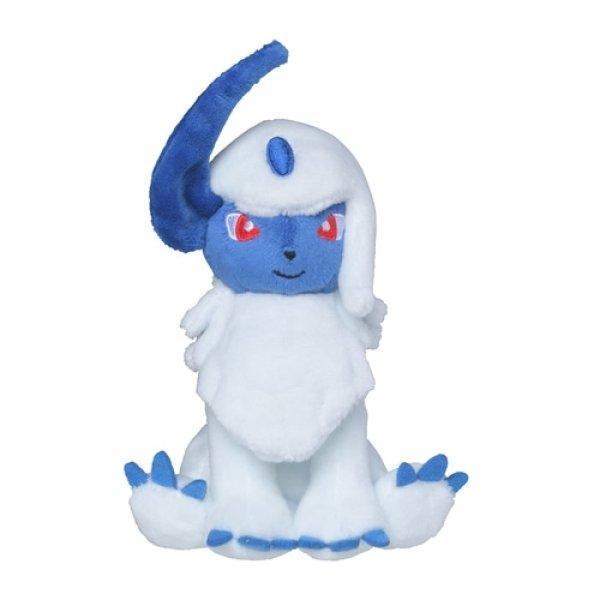 Photo1: Pokemon Center 2021 Pokemon fit Mini Plush #359 Absol doll Toy (1)
