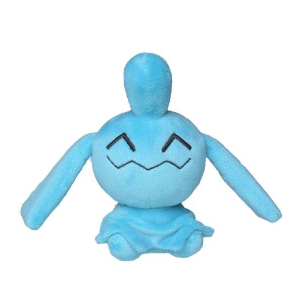 Photo1: Pokemon Center 2021 Pokemon fit Mini Plush #360 Wynaut doll Toy (1)