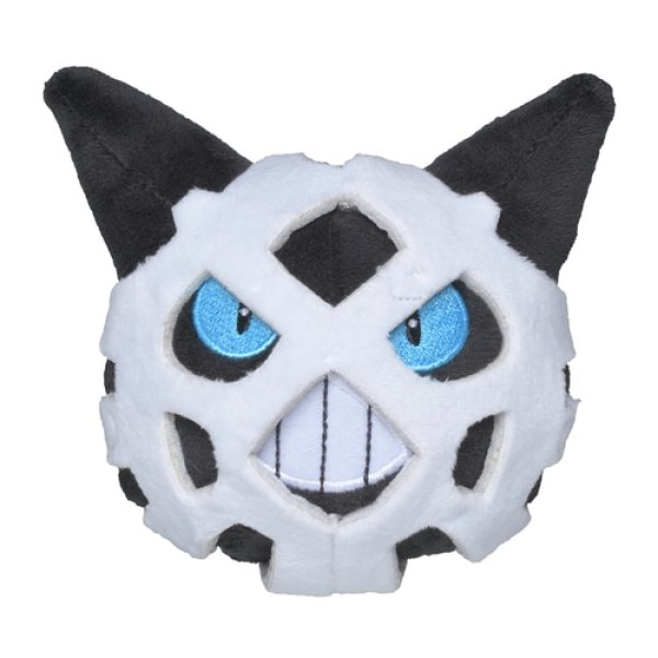 Photo1: Pokemon Center 2021 Pokemon fit Mini Plush #362 Glalie doll Toy (1)