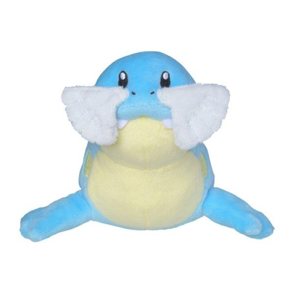 Photo1: Pokemon Center 2021 Pokemon fit Mini Plush #364 Sealeo doll Toy (1)