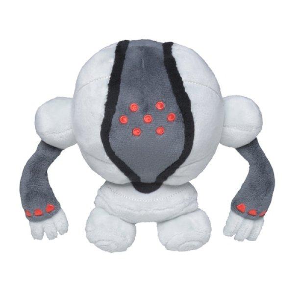 Photo1: Pokemon Center 2021 Pokemon fit Mini Plush #379 Registeel doll Toy (1)