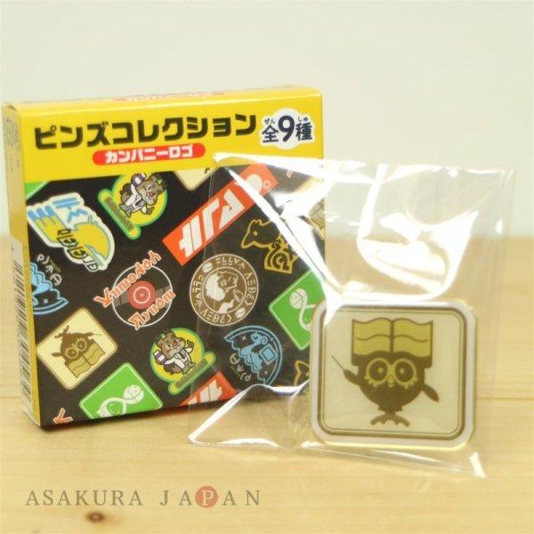 Photo1: Pokemon Center 2020 Sword Shield Galar region Company logo Pins Pin Badge #3 (1)