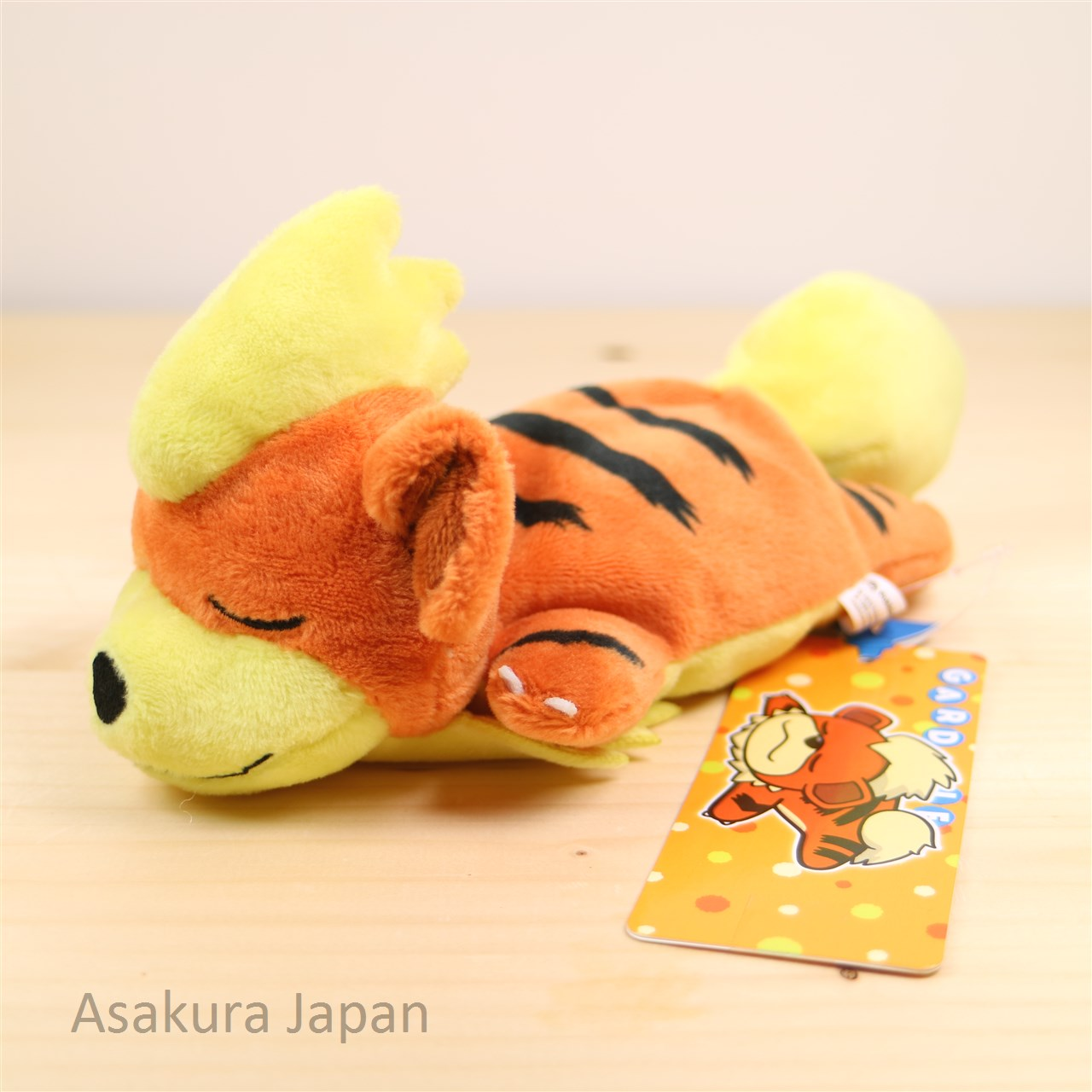 Image result for kutari growlithe plush