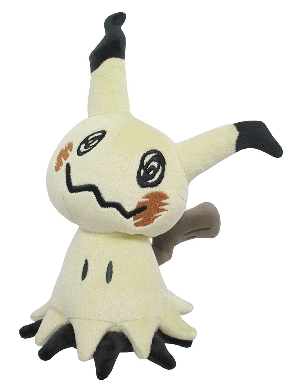 Pokemon 2017 All Star Collection Mimikyu Plush Toy San Ei Asakura Japan Com