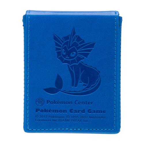 Pokemon Center Original Pokemon card game flip Deck Case Colorful EF
