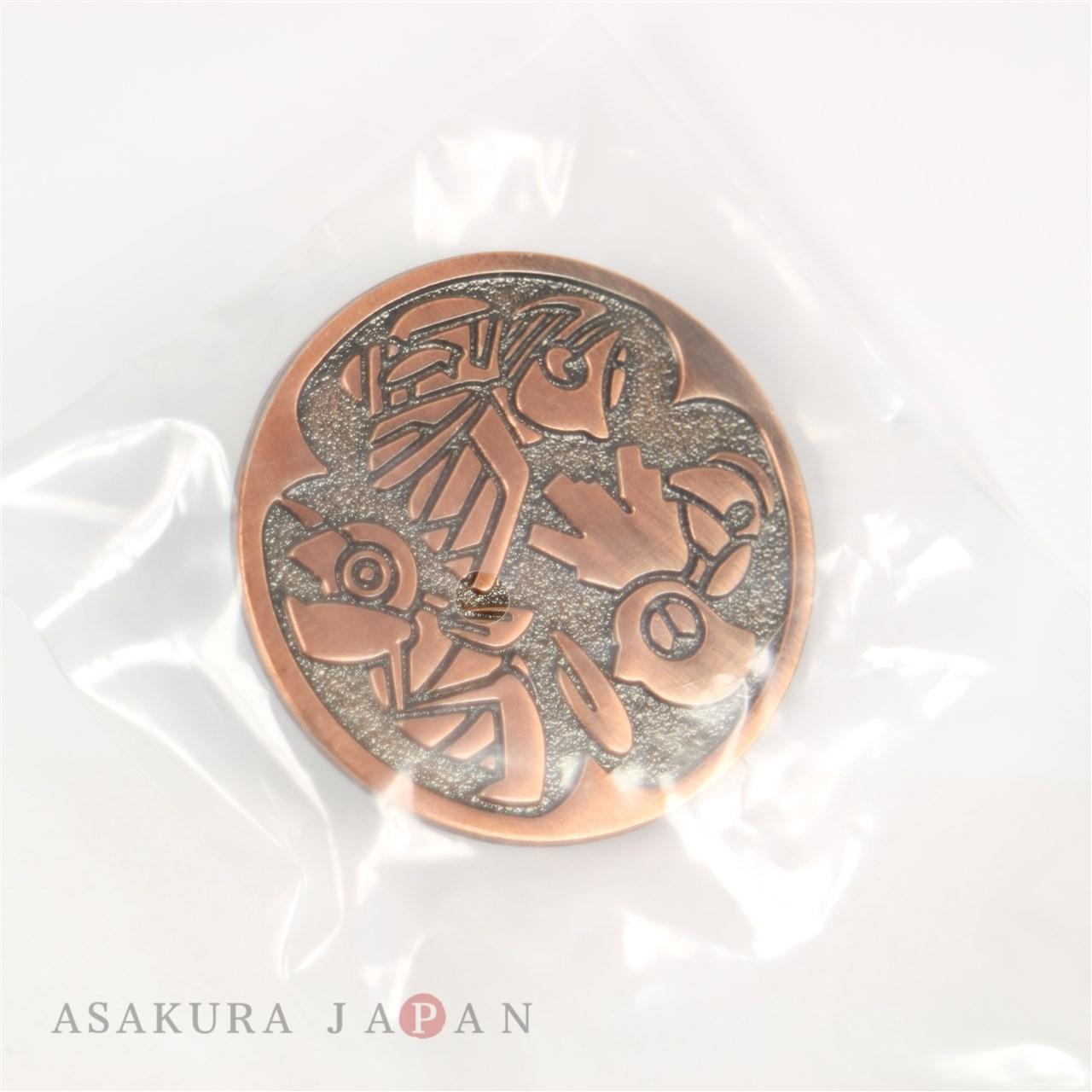 Shedinja Ninjask Nincada Pokemon Center Pin Collection Hyaku Poke Yako Authentic