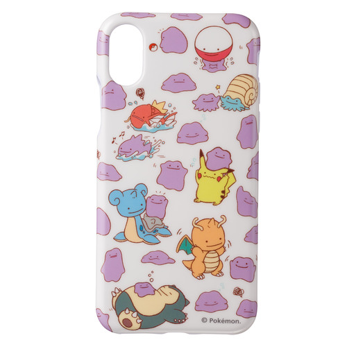 best sneakers 24165 529a0 Pokemon Center 2018 Transform Ditto Soft jacket for iPhone X case