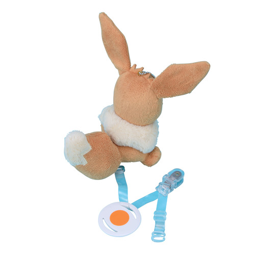 Pokemon Center Original Magnetic Shoulder Riding Mascot Plush Eevee
