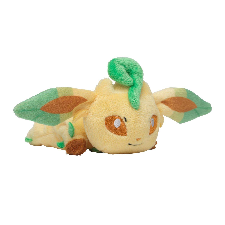 Pokemon Center Original Kuttari Series Eevee Plush Awake Version From Japan
