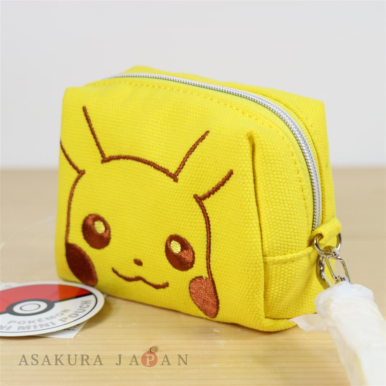 Mimikyu and Pikachu Pokemon coin purse  wallet