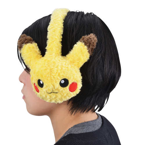 Eevee ear muff from Pokemon Center
