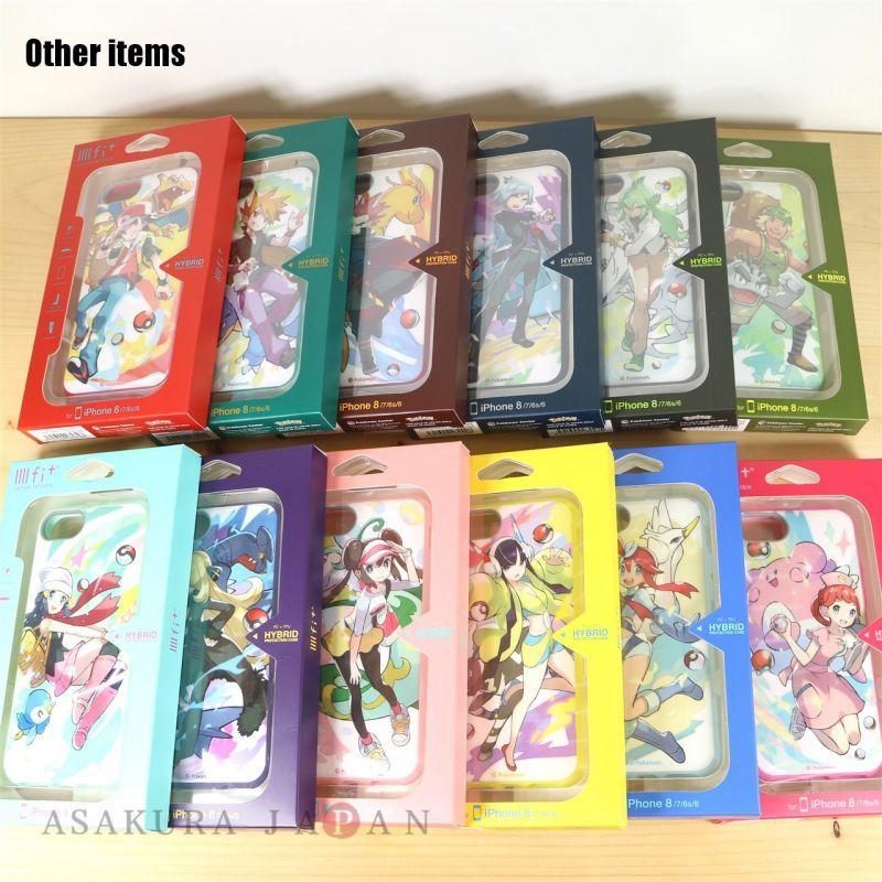 pokemon reshiram and n iphone case