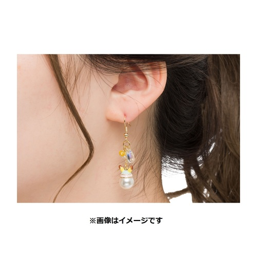 Pikachu Piercing Earring Pokemon Accessory P42 Japan Original