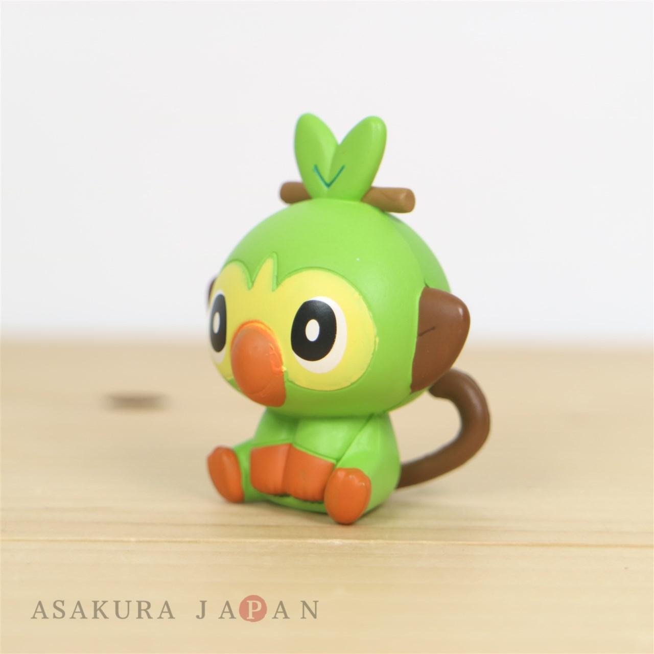 Pokemon 2020 Bandai Figure X Clip Figulip Vol 4 Grookey Mini Figure We're definitely going to get grookey to be the mage. pokemon 2020 bandai figure x clip figulip vol 4 grookey mini figure